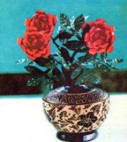Розы из металла своими руками