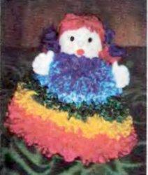 Кукла «Радуга»