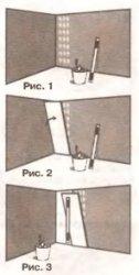 Ровняем стену гипсокартоном