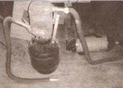 Пылесос с «прицепом»