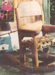 Такой стульчик «прокатит»