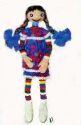 Кукла Пеппилотта