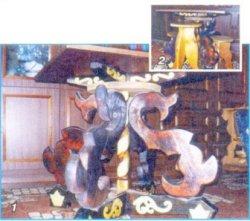 Стол-компакт