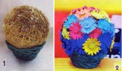 Сухоцветы-самоцветы