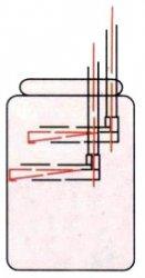 Трамбовка-совок для овощей