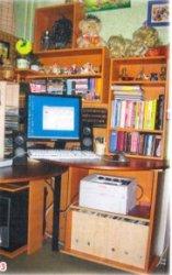 Мастерим компьютерный стол
