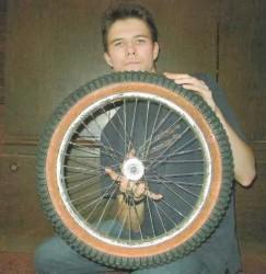 О спицах, втулках и ободах, или как собрать колесо