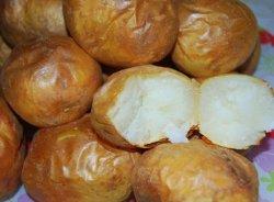 Картошка из костра