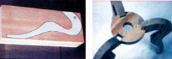 Вазочка-змейка