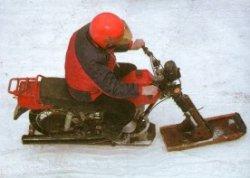 """""""Сова"""" на лыжах"""