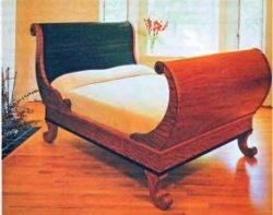 Кровать-ладья