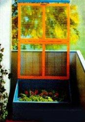 Парник на балконе