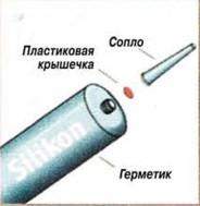 Как сохранить герметик в тубе после использования