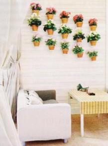 Полки для цветов комнатных