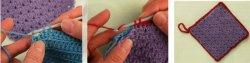 Куда девать образцы вязания?