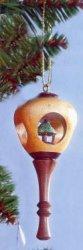 Ёлочное украшение — фонарик
