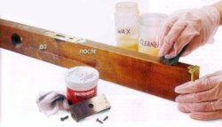 Ремонт старинных инструментов