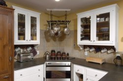 Рациональная планировка небольшой кухни