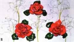 Цветы из... грибов