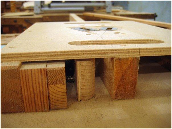 Как сделать деревянные шканты своими руками 87