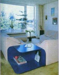 Приставные журнальные столы