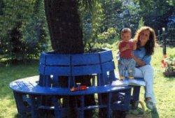 Под сенью дерева