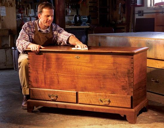 Как сделать корпусную мебель самим