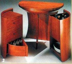 Комбинированный стол-бар
