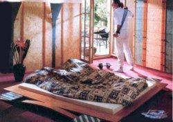 Кровать-футон — красота и комфорт