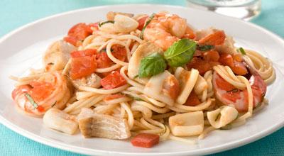 Как вкусно приготовить морепродукты