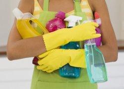 Как правильно делать уборку в доме?