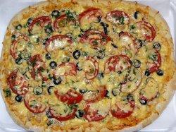 Готовим домашнюю пиццу