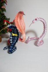Создаем сказочного змея