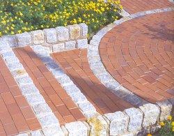 Как правильно мостить садовые дорожки