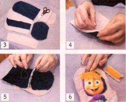 Кукла в помощь