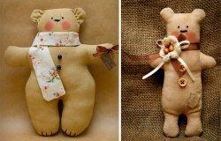 Чердачный медвежонок