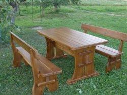 Как обновить мебель из натурального дерева
