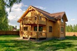 Какую породу дерева использовать при строительстве дома