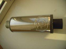 Эффективная замена катализатора — пламегаситель своими руками
