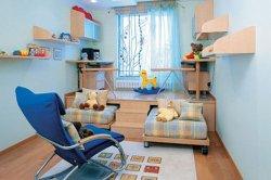 Детская комната и ее ремонт
