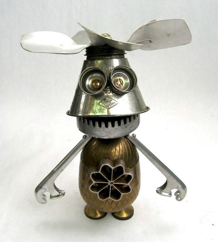 Создание роботов своими руками