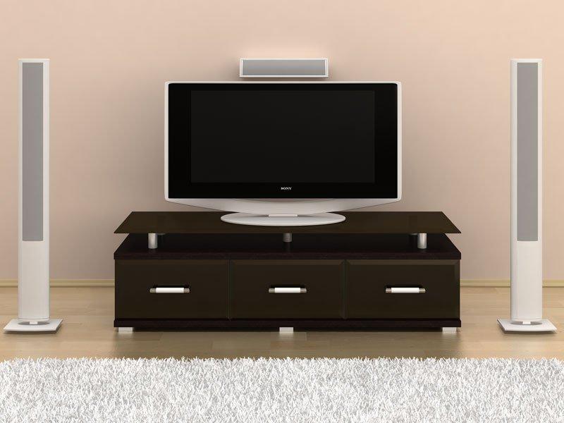 Сделать тумбочку своими руками под телевизор