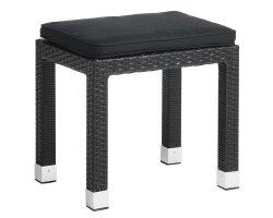 Плетеный стул для дачи