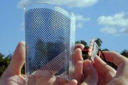 Материалы для солнечной батареи