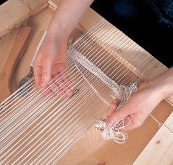 Изготовление рамы для ткачества гобелена
