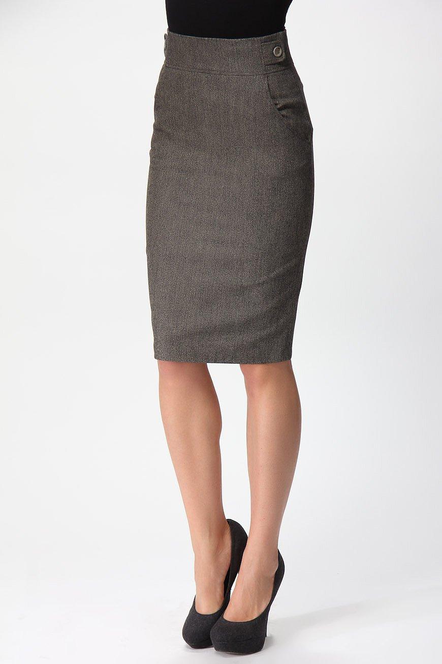 Как сшить новую юбку любого размера из старых джинсов, без
