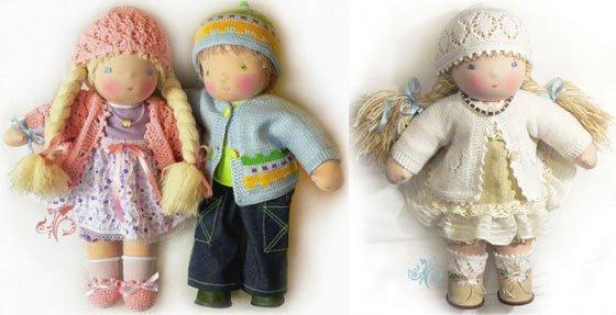 Как сделать вещи для куклы? Самодельные вещи для 77