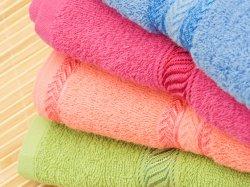 Как вышивать на махровом полотенце