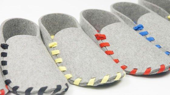 Сшить домашнюю обувь