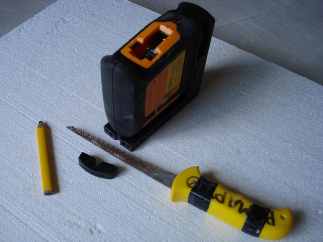 Ремонт лазерного нивелира своими руками